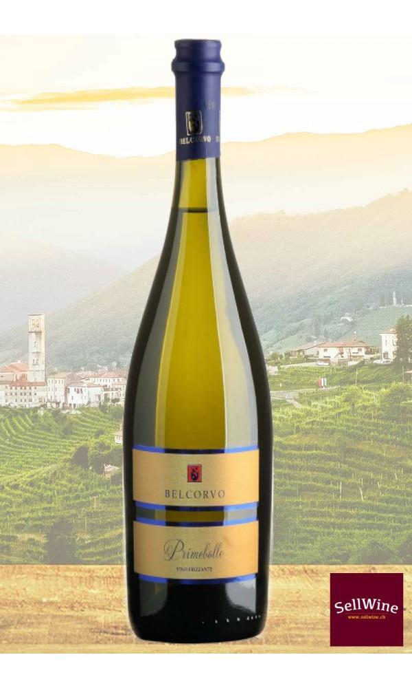 SellWine / Tenuta Belcorvo Prime Bolle Vino Bianco Frizzante