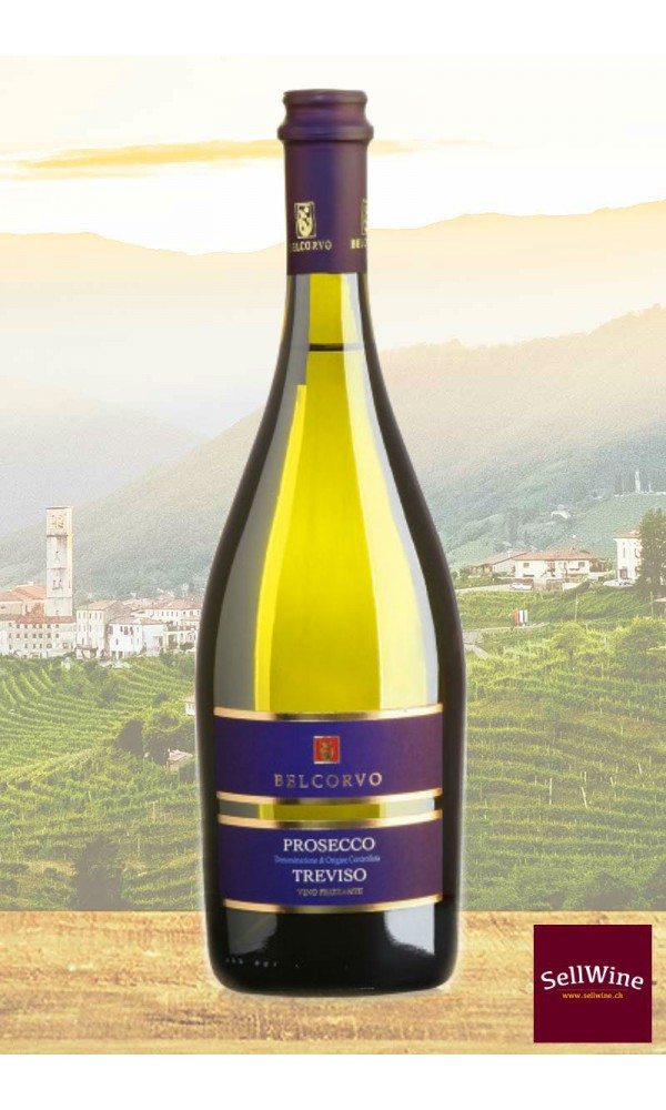 SellWine-Tenuta Belcorvo Prosecco DOC Treviso Vino Frizzante