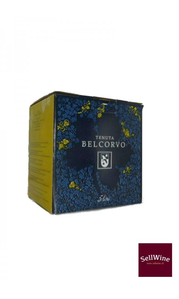 "SellWine-Tenuta Belcorvo Bag in box ""Bianco Intrepido"" 5 L-1"