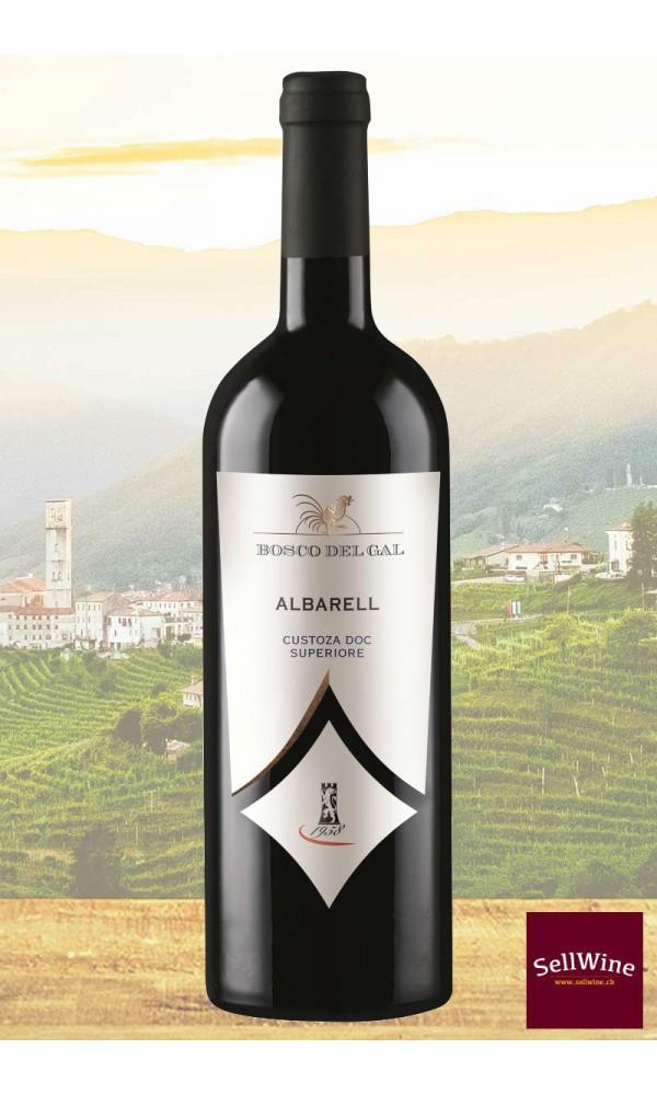 """SellWine-Cantina Castelnuovo del Garda Bosco del Gal """"Albarell"""" Custoza DOC Superiore 2015"""