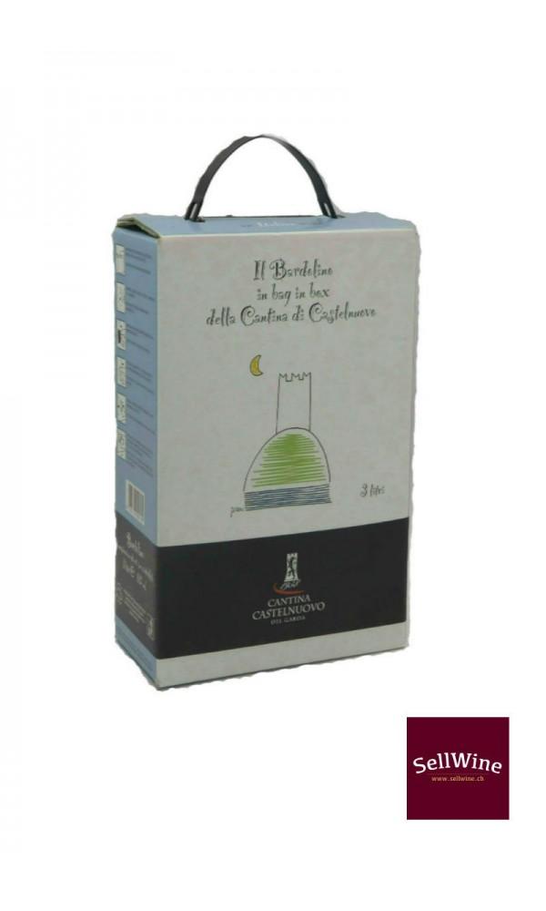 SellWine-Cantina Castelnuovo del Garda Bardolino DOC Bag in Box 3 L