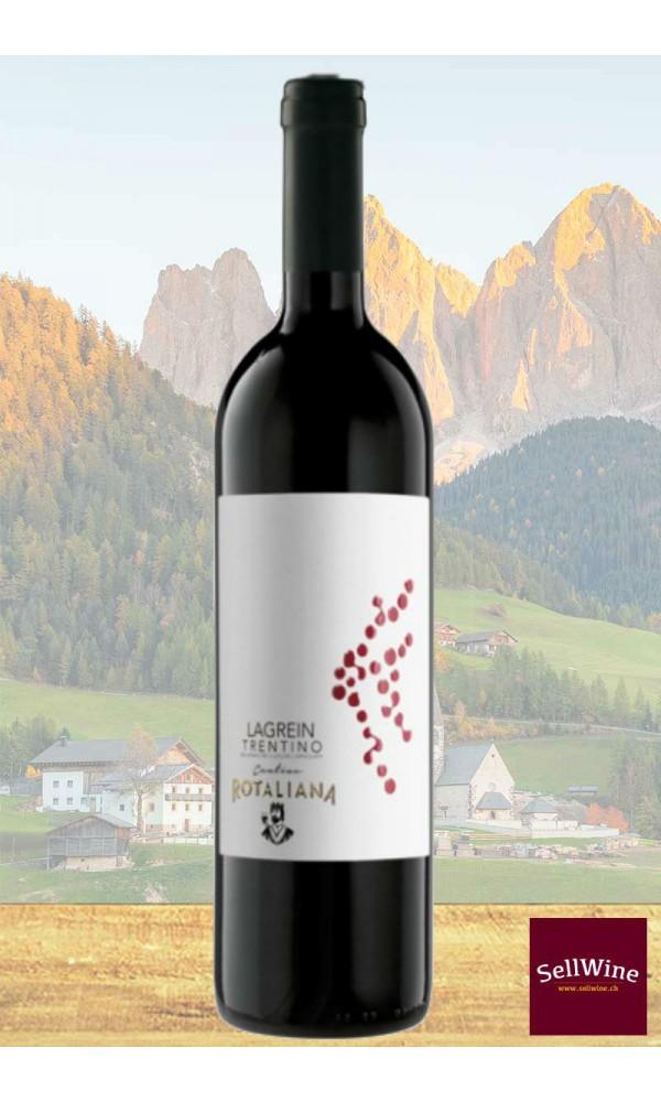 SellWine-Cantina Rotaliana Lagrein Trentino DOC 2016