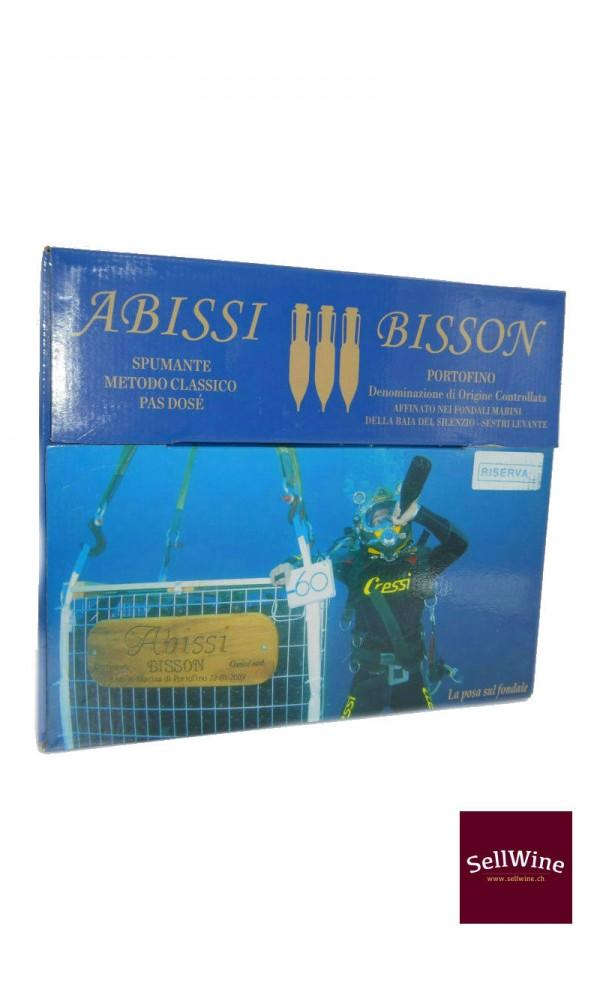 SellWine-Bisson Abissi Spumante Metodo Classico Portofino DOC Riserva Marina 2015-Box