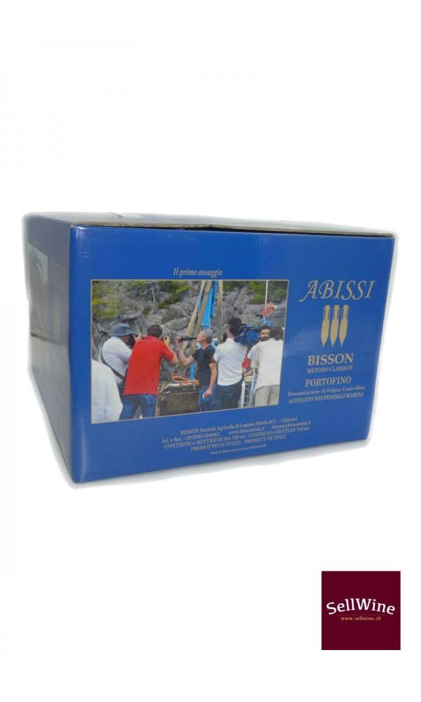 SellWine-Bisson Abissi Spumante Metodo Classico Portofino DOC 2015-box2