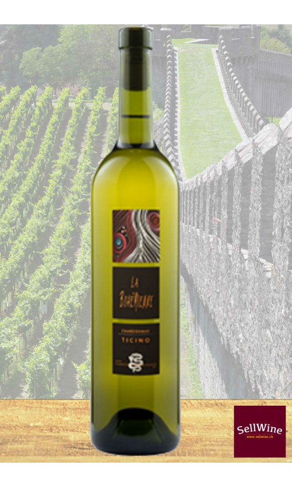 SellWine / CAGI Cantina Giubiasco Bohémienne Chardonnay Ticino DOC 2015