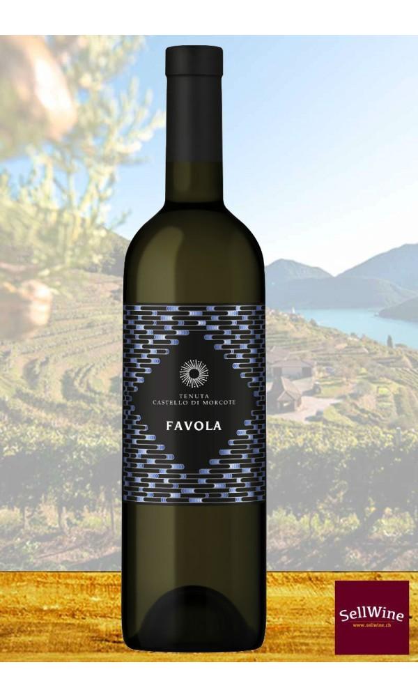 Tenuta Castello di Morcote FAVOLA Vino Bianco Ticino DOC