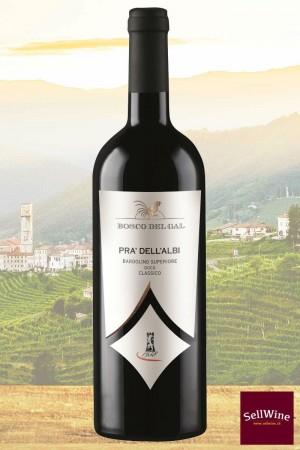 """SellWine-Cantina Castelnuovo del Garda Bosco del Gal """"Prà dell'Albi"""" Bardolino Superiore DOCG Classico"""