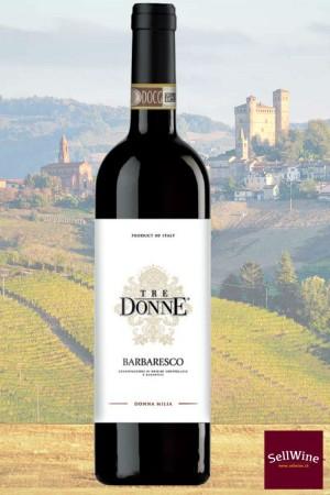 SellWine-Tre Donne Barbaresco DOCG Donna Milia 2015
