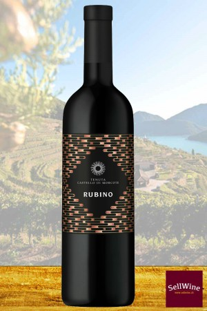 SellWine / Tenuta Castello di Morcote Rubino Merlot Ticino DOC 2017