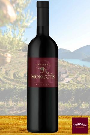 SellWine / Tenuta Castello di Morcote / Castello di Morcote Riserva / Merlot Ticino DOC 2015 Magnum