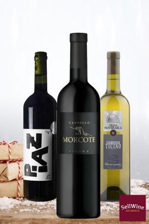 selezione vini ticinesi