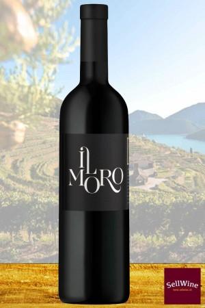 Tenuta Castello di Morcote IL MORO Vino Rosso Merlot Svizzera Italiana IGT