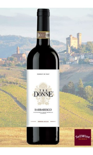 SellWine-Tre Donne Barbaresco DOCG Donna Milia 2015