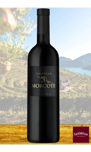 SellWine / Tenuta Castello di Morcote / Castello di Morcote / Merlot Ticino DOC 2017