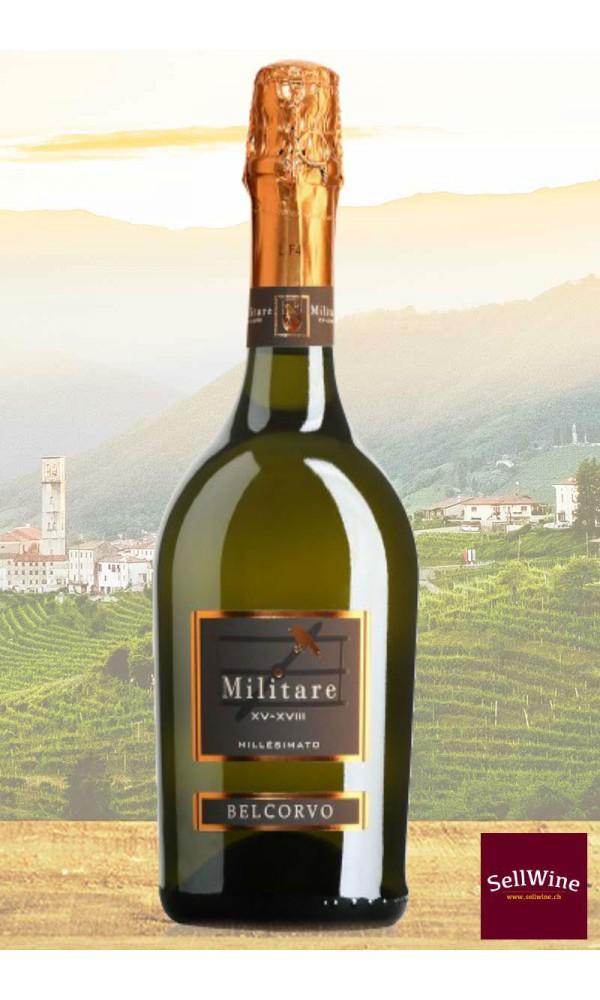 SellWine / Tenuta Belcorvo Militare XV-XVIII Spumante Millesimato Extra Dry 2016