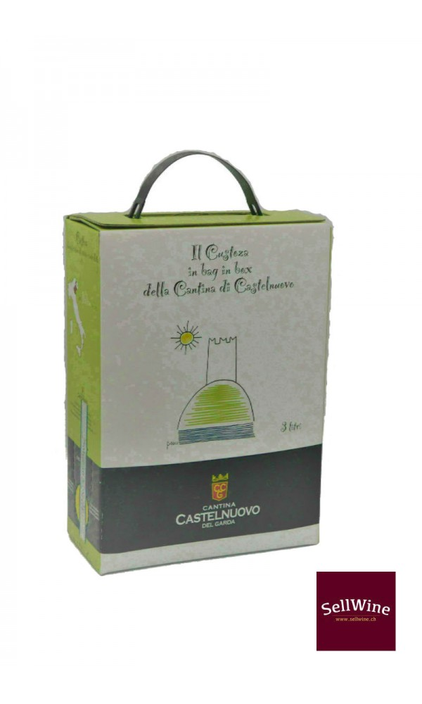 SellWine-Cantina Castelnuovo del Garda Custoza DOC Bag in Box 3 L