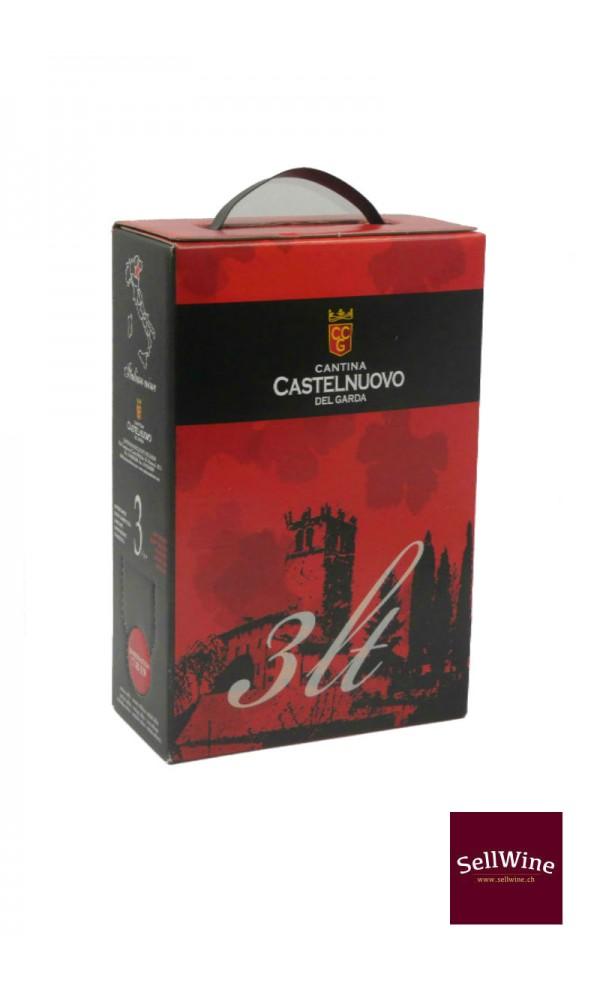 SellWine-Cantina Castelnuovo del Garda Merlot Bag in Box 3 L