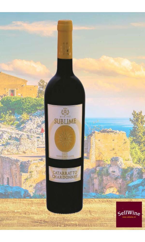 SellWine-Marino Vini Sublime Catarratto-Chardonnay Terre Siciliane IGT 2015