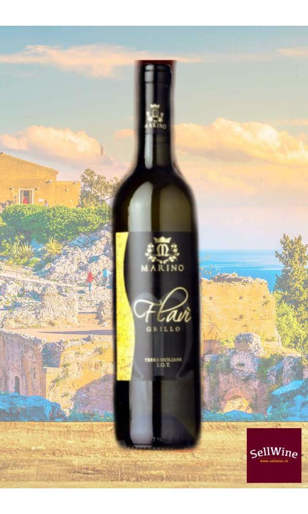 SellWine-Marino Vini Flavì Grillo Terre Siciliane IGT 2014