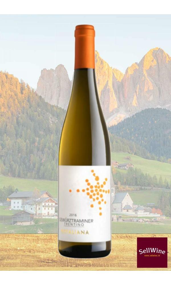 SellWine-Cantina Rotaliana Gewürztraminer Trentino DOC 2017