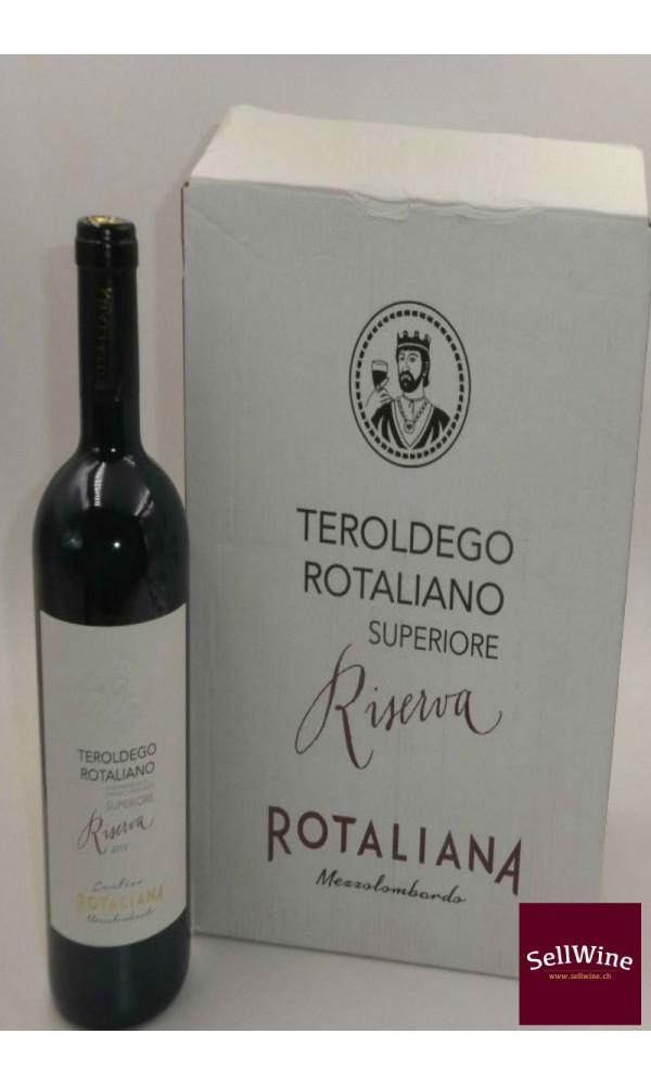 SellWine-Cantina Rotaliana Teroldego Rotaliano DOC Superiore Riserva 2015-Box