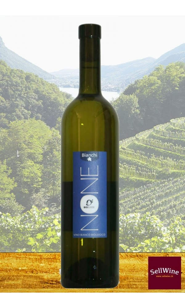 BIO SUISSE Organic White Wine Barricaded Ticino NONE