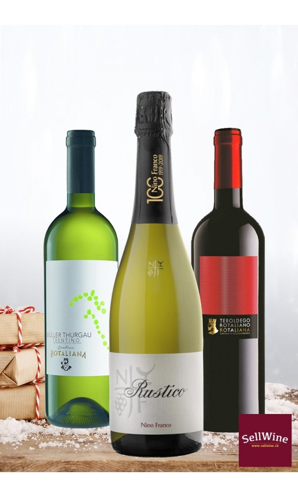 Selection of fascinating wines