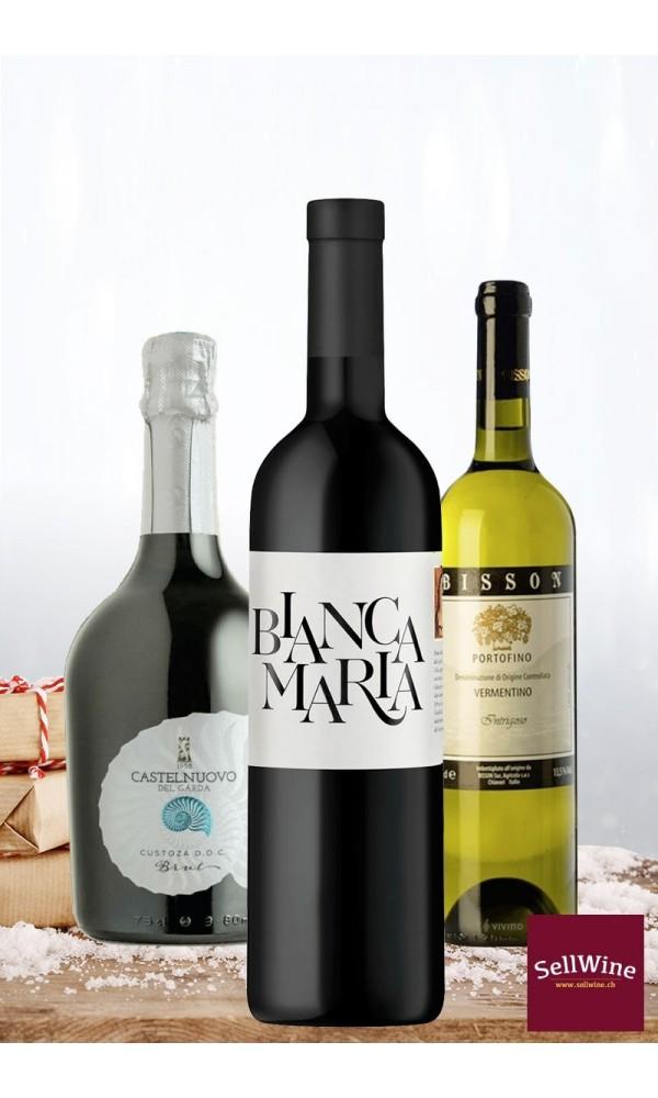 Delicate white wines fine palates