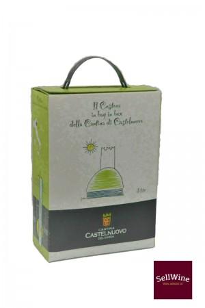 Cantina Castelnuovo del Garda Custoza DOC Bag in Box 3 L