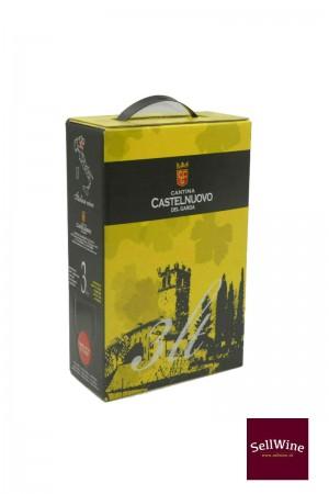 Cantina Castelnuovo del Garda Chardonnay Bag in Box 3 L