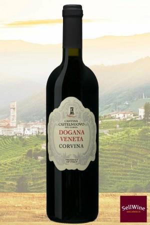 Cantina Castelnuovo del Garda Dogana Veneta Garda DOC Corvina 2017