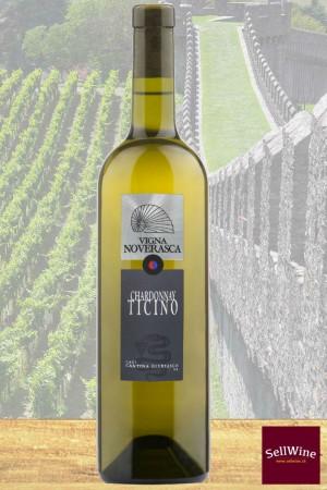 CAGI Cantina Giubiasco Vigna Noverasca Ticino DOC Chardonnay Barricato 2016