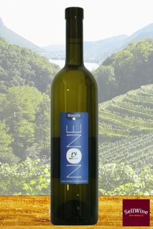 Azienda Bianchi NONE BIO SUISSE Organic White Wine Barricaded Ticino 2019