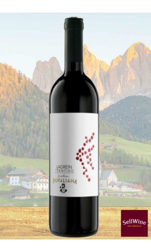 Cantina Rotaliana Lagrein Trentino DOC 2016