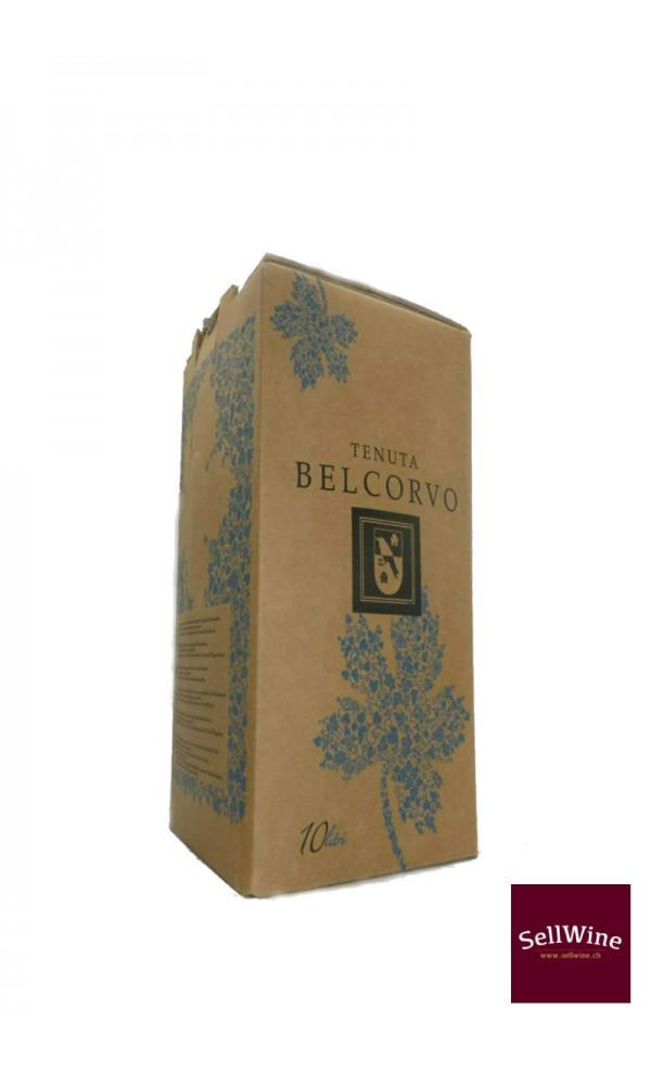 "SellWine-Tenuta Belcorvo Bag in box ""Bianco Belcorvo"" 10 L-2"
