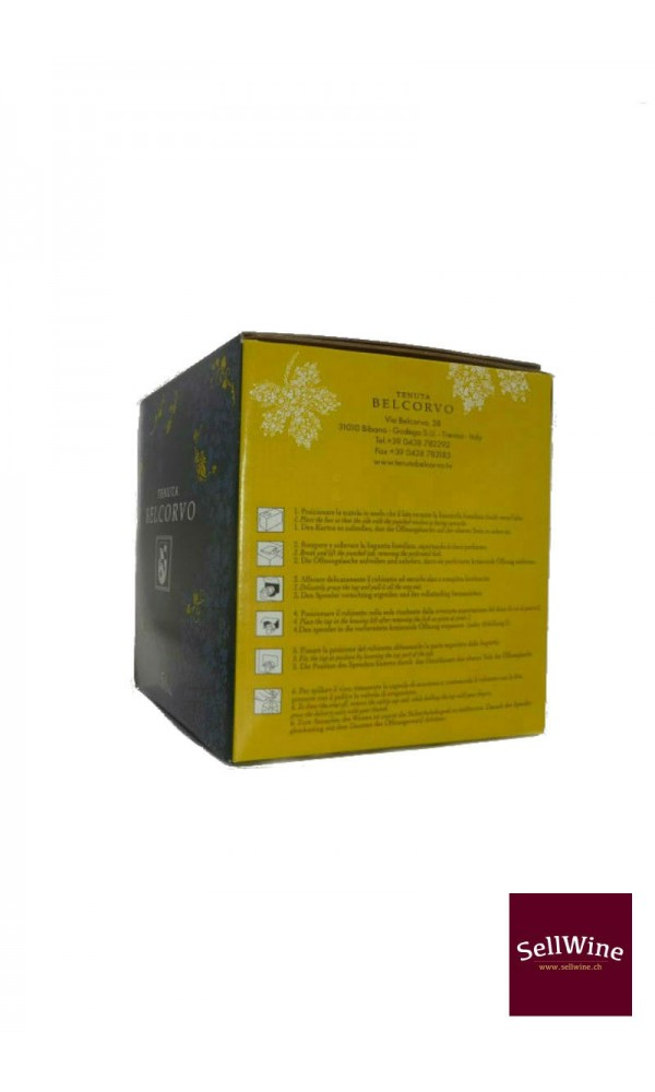 "SellWine-Tenuta Belcorvo Bag in box ""Bianco Belcorvo"" 5 L -2"