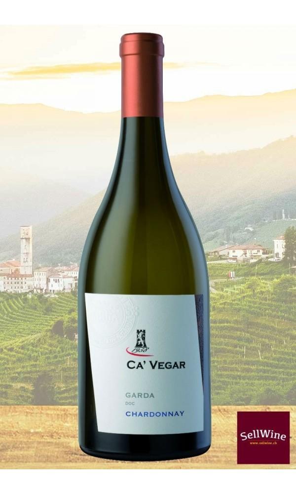 Chardonnay Garda DOC Cantina Castelnuovo del Garda Tenute Ca Vegar