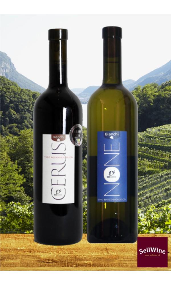 SellWine ti consiglia il Top del biologico BIO SUISSE None e Cerus Azienda Bianchi Ticino