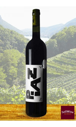 Azienda Bianchi Piaz Merlot Barricato IGT Svizzera Italiana Bio Suisse 2017
