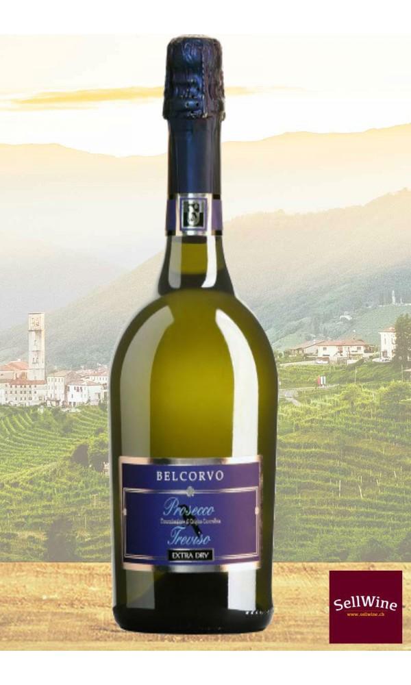 SellWine / Tenuta Belcorvo Prosecco DOC Treviso Extra Dry