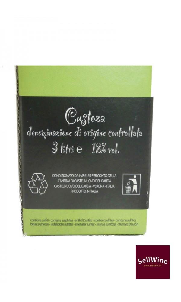 SellWine-Cantina Castelnuovo del Garda Custoza DOC Bag in Box 3 L-Etichetta
