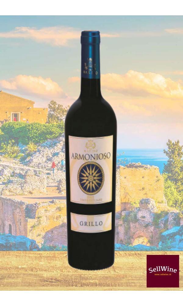 SellWine-Marino Vini Armonioso Grillo Terre Siciliane IGT 2015