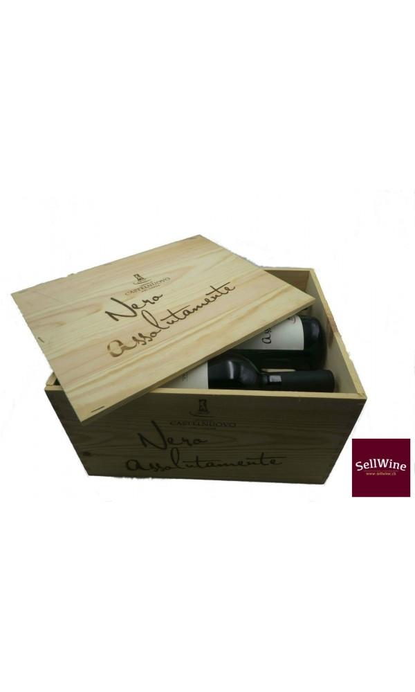 Sellwine-Cantina Castelnuovo del Garda Bosco Del Gal Nero Assolutamente Merlot Veneto IGT 2013-Box1