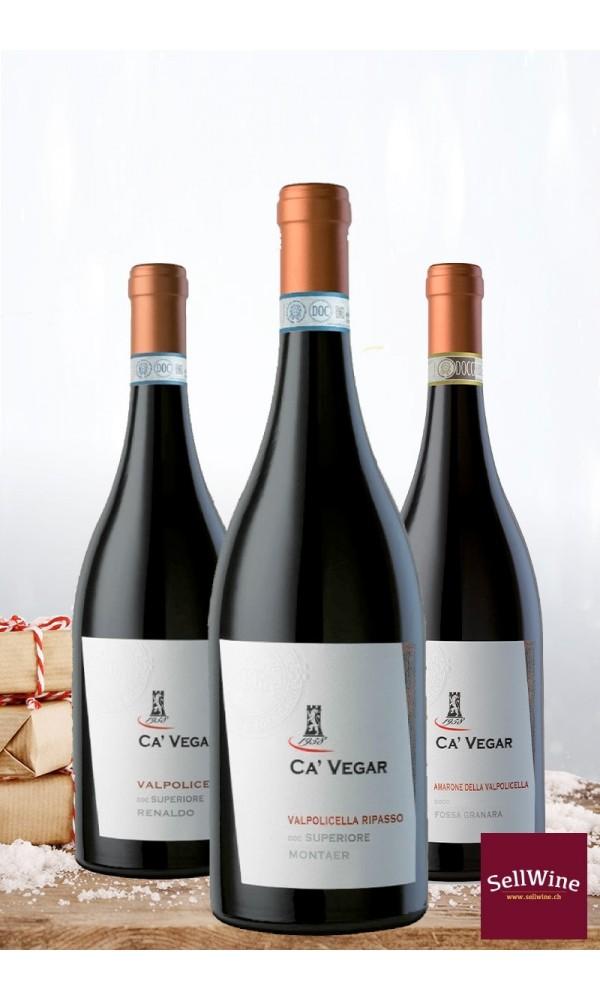Les meilleurs vins Valpolicella