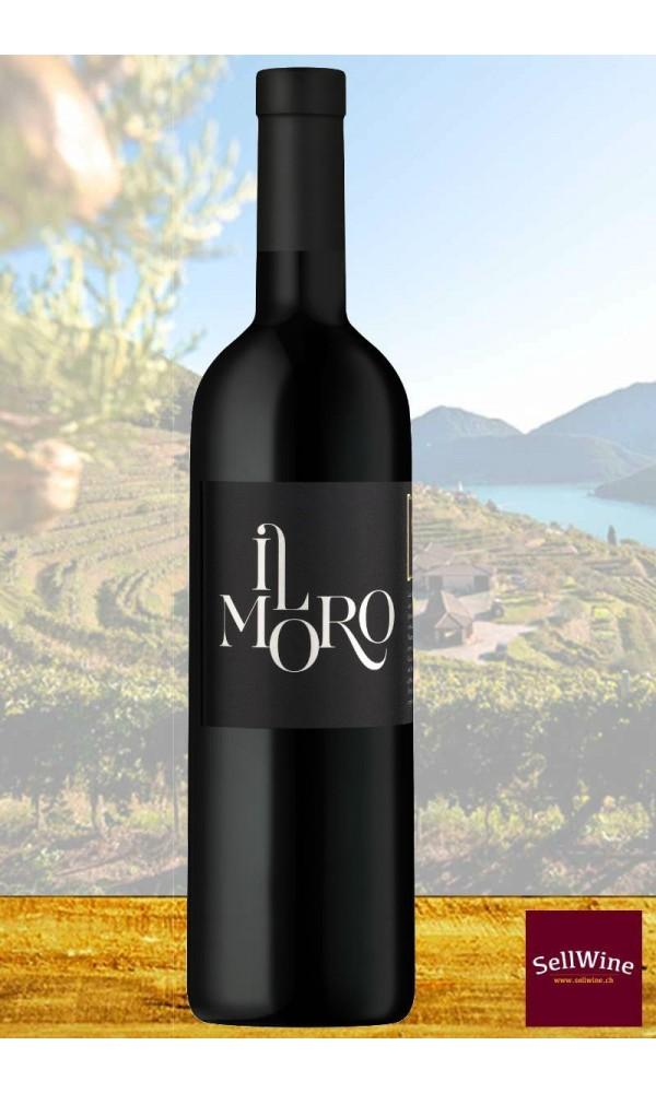 Tenuta Castello di Morcote IL MORO Merlot Vin Rouge Suisse Italienne IGT