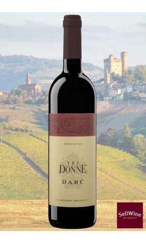 Tre Donne DARC Vino Rosso Piemonte Donna Bruna