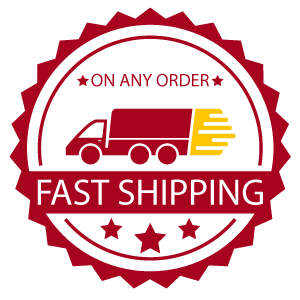 Fast shipping